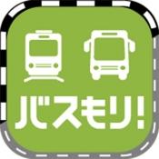 iPhone、iPadアプリ「バスもり!」のアイコン
