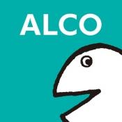 iPhone、iPadアプリ「語学のオトモ ALCO[アルコ](アルク)」のアイコン