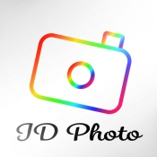 iPhone、iPadアプリ「証明写真 〜タイマー・ズーム・明るさ調整〜」のアイコン