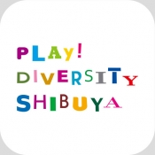 iPhone、iPadアプリ「PLAY! DIVERSITY SHIBUYA」のアイコン