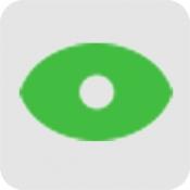 iPhone、iPadアプリ「目の検査-iCare目の検査はあなたの視力、色盲、色弱などをテストできます.」のアイコン