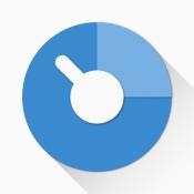 iPhone、iPadアプリ「Wacca : 24時間時計で日課や予定をひと目で管理」のアイコン