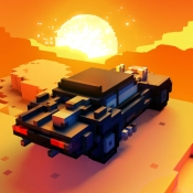 iPhone、iPadアプリ「Fury Roads Survivor」のアイコン