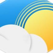 iPhone、iPadアプリ「アンバー 天気-すばらしい天気ウィジェットのAQI予測」のアイコン