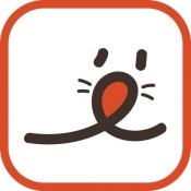 iPhone、iPadアプリ「PECO(ペコ):可愛いどうぶつ動画・迷子サポートサービス」のアイコン