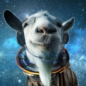 iPhone、iPadアプリ「Goat Simulator Waste of Space」のアイコン