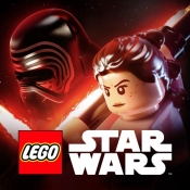 iPhone、iPadアプリ「LEGO® Star Wars™: The Force Awakens」のアイコン