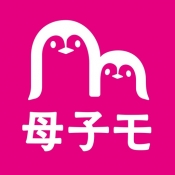 iPhone、iPadアプリ「母子手帳アプリ 母子モ ~電子母子手帳~」のアイコン