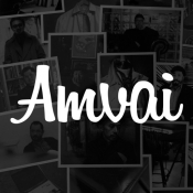 iPhone、iPadアプリ「Amvai(アンバイ)」のアイコン