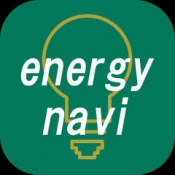iPhone、iPadアプリ「電力比較・切替アプリ~energy-navi~」のアイコン