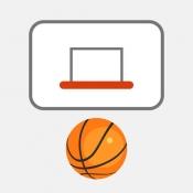 iPhone、iPadアプリ「Ketchapp Basketball」のアイコン