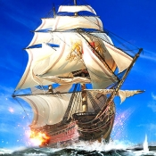 iPhone、iPadアプリ「オーシャン& エンパイア: Oceans & Empires」のアイコン