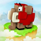 iPhone、iPadアプリ「Blocky Castle」のアイコン