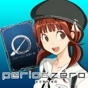 iPhone、iPadアプリ「period zero」のアイコン