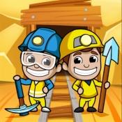 iPhone、iPadアプリ「ざくざくキング:採掘王国 (Idle Miner T.)」のアイコン