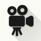 iPhone、iPadアプリ「DailyCinema」のアイコン