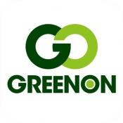 iPhone、iPadアプリ「GREENON (グリーンオンアプリ)」のアイコン