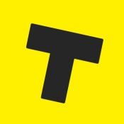 iPhone、iPadアプリ「TopBuzz - 話題のニュース&面白動画見放題」のアイコン