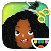 iPhone、iPadアプリ「Toca Hair Salon 3」のアイコン