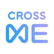 iPhone、iPadアプリ「クロスミー(CROSS ME) - すれ違いマッチングアプリ」のアイコン