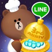 iPhone、iPadアプリ「LINE POPショコラ」のアイコン