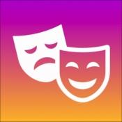 iPhone、iPadアプリ「『有名人診断』顔をカメラで診断するアプリ!!」のアイコン