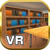 iPhone、iPadアプリ「Escape Library VR」のアイコン