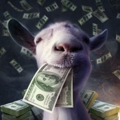 iPhone、iPadアプリ「Goat Simulator PAYDAY」のアイコン