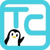 iPhone、iPadアプリ「ペンギンタイムカード」のアイコン