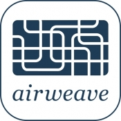 iPhone、iPadアプリ「airweave sleep analysis」のアイコン