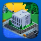 iPhone、iPadアプリ「スグマチ! -三分でできるインスタントシティ-」のアイコン