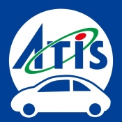 iPhone、iPadアプリ「高速道路・一般道路の渋滞情報ATIS(アティス)」のアイコン