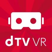 iPhone、iPadアプリ「dTV VR」のアイコン