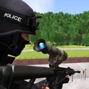 iPhone、iPadアプリ「警察のスナイパーの囚人は2016ミッションエスケープ」のアイコン