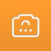 iPhone、iPadアプリ「todayee camera」のアイコン