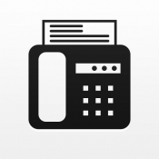 iPhone、iPadアプリ「ファックス Fax: 携帯電話からファックスを送信」のアイコン