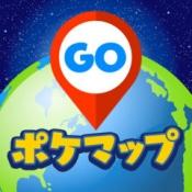 iPhone、iPadアプリ「全国ポケマップ攻略アプリ for ポケモンGO」のアイコン