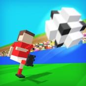iPhone、iPadアプリ「サッカーピープル - パスを楽しむサッカーゲーム」のアイコン