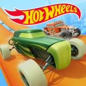iPhone、iPadアプリ「Hot Wheels: Race Off」のアイコン