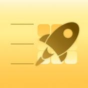 iPhone、iPadアプリ「Launcher Tag+|ランチャーをタグで検索・まとめて表示」のアイコン