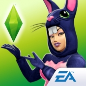 iPhone、iPadアプリ「The Sims シムズ ポケット」のアイコン