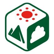iPhone、iPadアプリ「tenki.jp 登山天気」のアイコン