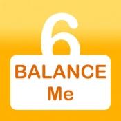 iPhone、iPadアプリ「BALANCE Me」のアイコン