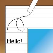 iPhone、iPadアプリ「Pocket Note」のアイコン