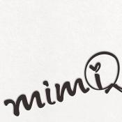 iPhone、iPadアプリ「mimi(ミミ)」のアイコン