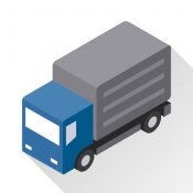 iPhone、iPadアプリ「トラックカーナビ by ナビタイム」のアイコン