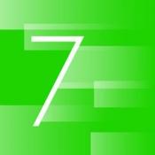 iPhone、iPadアプリ「7notes SP」のアイコン