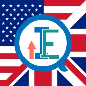 iPhone、iPadアプリ「英語スキル勉強 | 文法 英会話 発音上達」のアイコン