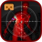iPhone、iPadアプリ「邪悪なゾンビ-VR のシューティングゲーム」のアイコン