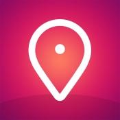 iPhone、iPadアプリ「LifePinner - Pin Your Travel Map」のアイコン